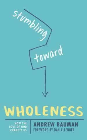 Stumbling Towards Wholeness Book Cover