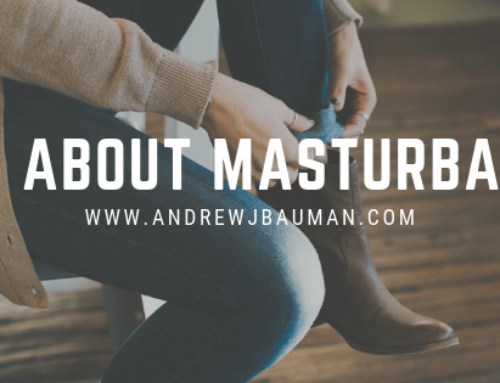 What about Masturbation?