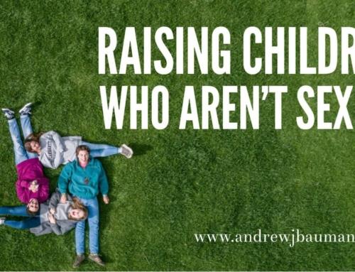 Raising Children Who Aren't Sexist
