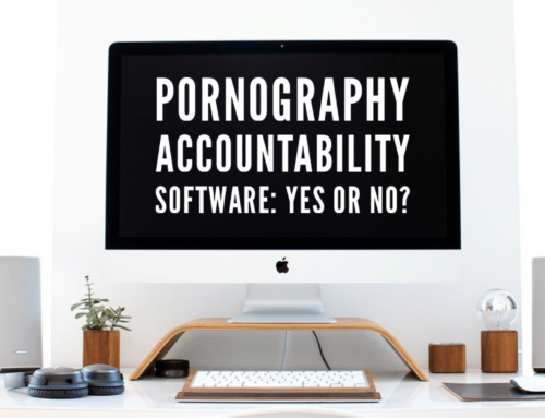 Pornography Accountability Software: Yes or No?