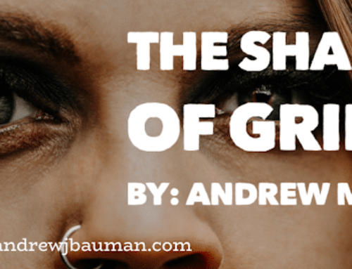 The Shape of Grief: Guest Post by Andrew May
